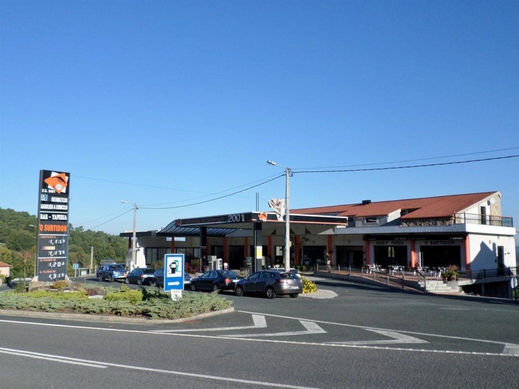 Estación de Servicio Ramirás