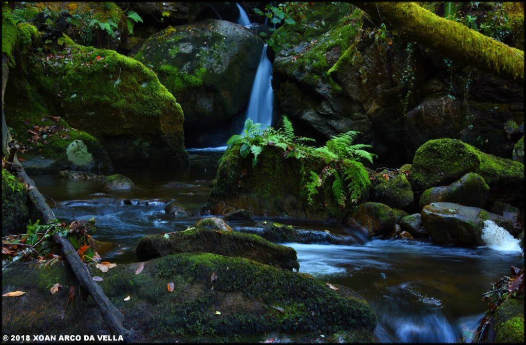 Cascada río Gorgua