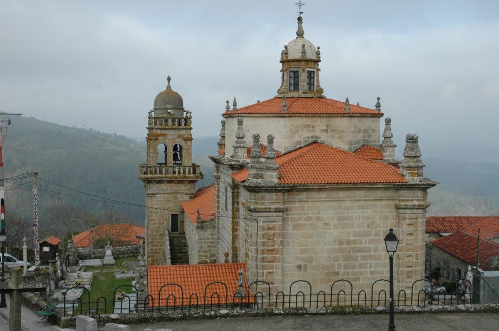 Igrexa de San Pedro-Quintela de Leirado