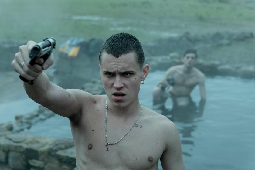 """Imagen trailer """"El desorden que dejas"""""""